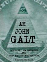 Cover for 'I am John Galt'