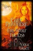 Cover for 'Fire Wolf'