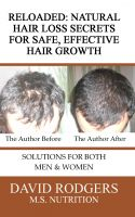 Cover for 'Reloaded: Natural Hair Loss Secrets for Safe, Effective Hair Growth'