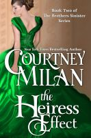 Cover for 'The Heiress Effect'