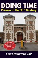 Cover for 'Doing Time - Prisons in the 21st Century'