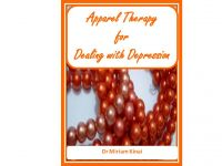 Cover for 'Apparel Therapy for Dealing with Depression'