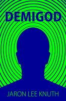 Cover for 'Demigod'