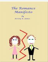 Cover for 'The Romance Manifesto'