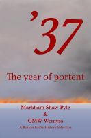 Cover for '37: The Year of Portent'
