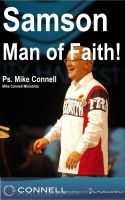 Cover for 'Samson - Man of Faith (sermon)'
