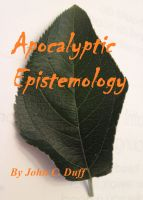 Cover for 'Apocalyptic Epistemology!'