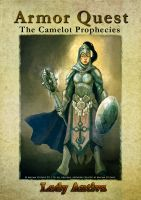 Cover for 'Armor Quest: The Camelot Prophecies'