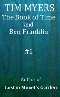 The Book of Time and Ben Franklin cover