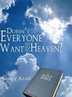 Cover for 'Doesn't Everyone Want To Go To Heaven?'
