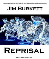 Cover for 'Reprisal'