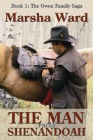 Cover for 'The Man from Shenandoah'