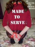 Cover for 'Made to Serve: A BDSM Anthology'