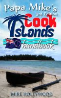 Cover for 'Papa Mike's Cook Islands Handbook, 3rd Edition'