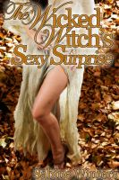 Cover for 'The Wicked Witch's Sexy Surprise (Dickgirl Futanari Erotica)'