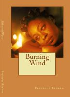 Cover for 'Burning Wind'