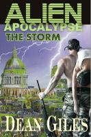 Cover for 'Alien Apocalypse - The Storm'