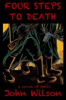Cover for 'Four Steps to Death'