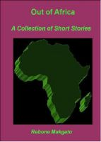Cover for 'Out of Africa - A Collection of Short Stories'