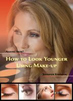 Cover for 'How to Look Younger Using Make-up'