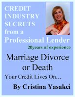 Cover for 'Marriage, Divorce or Death – Your Credit Lives On'