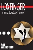 Cover for 'Loxfinger'