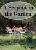 Cover for 'A Serpent in the Garden'