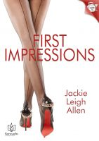 Cover for 'First Impressions'