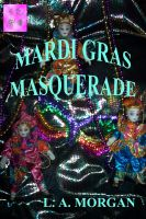 Cover for 'Mardi Gras Masquerade'