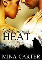 Cover for 'Midsummer Heat (Stratton Wolves: Book I)'