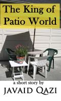 Cover for 'The King of Patio World'