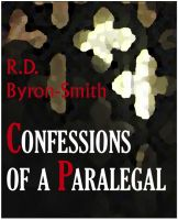 Cover for 'Confessions of a Paralegal'