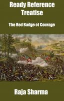 Cover for 'Ready Reference Treatise: The Red Badge of Courage'