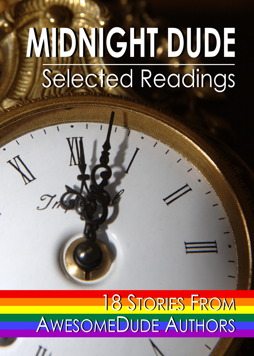 18 wonderful stories by 18 talented authors. A cornucopia of gay themed ...