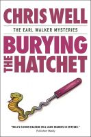 Cover for 'Burying the Hatchet'