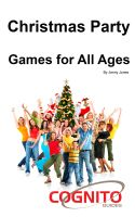 Cover for 'Christmas Party Games - For All Ages'