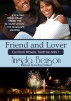 Cover for 'Friend and Lover'