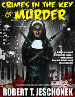 Cover for 'Crimes in the Key of Murder'