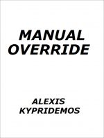 Cover for 'Manual Override'