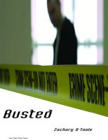 Cover for 'Busted'