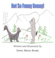 Cover for 'Not So Funny Bunny'