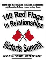 Cover for '100 Red Flags in Relationships'