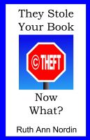 Cover for 'They Stole Your Book!  Now What?'