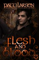 Cover for 'Flesh and Blood'