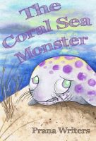 Cover for 'The Coral Sea Monster'
