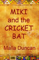 Cover for 'Miki and the Cricket Bat'