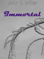 Cover for 'Immortal'