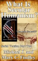 Cover for 'What Is Secular Humanism?'