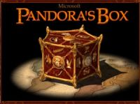 Cover for 'Pandora's Box'