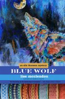 Cover for 'Blue Wolf'